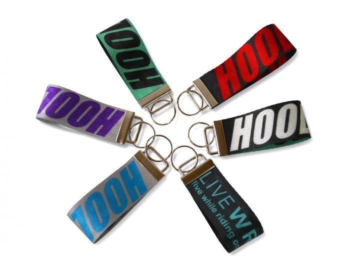 Hooley Key Chain-443