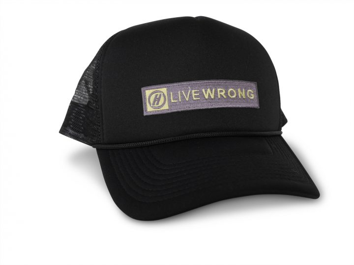 Hooley Live W.R.O.N.G. Foam Trucker-446