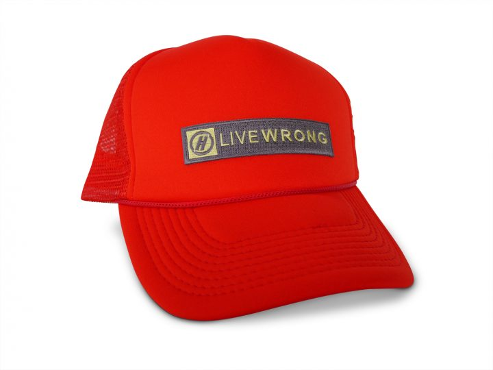 Hooley Live W.R.O.N.G. Foam Trucker-451